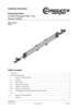 Positioning Module - Conductor Rail Program 0832, C-Rail, Bracket, ProShell