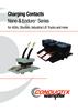 Charging Contacts Nano & Enduro+ Series