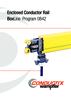 Enclosed Conductor Rail BoxLine Program 0842