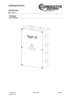 Junction Box 80 A/125 A