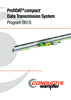 ProfiDAT<sup>®</sup><i>compact</i> Data Transmission System Program 0515