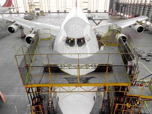 康稳为机场提供动力&数据传输系统