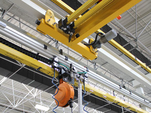 康稳为工业领域提供动力&数据传输系统