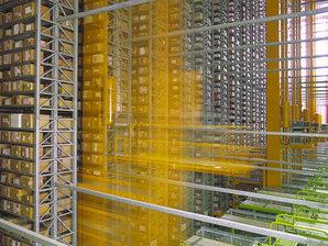 康稳为仓储物流提供动力&数据传输系统